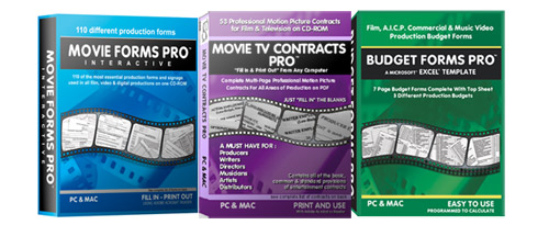 Movie Tv Contracts Pro