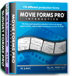 Movie Forms Combo Pack